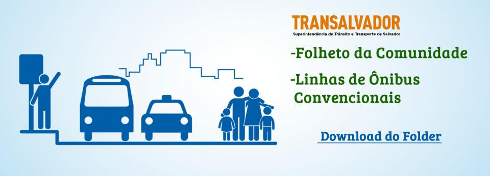 Linhas de Ônibus Convencionais